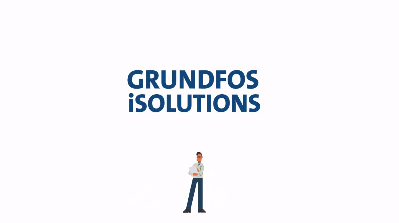 GRUNDFOS社 iSOLUTIONS